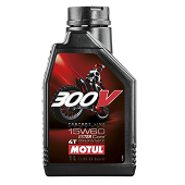 Моторное масло Motul 300V 4T FL Off Road 15W-60 Ester Core