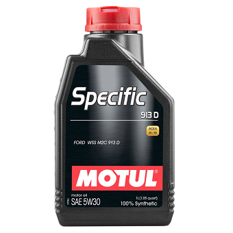 Моторное масло Motul Specific 913D SAE 5W-30