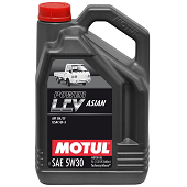 Моторное масло Motul Power LCV Asian 5W30