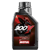 Моторное масло Motul 300 V 4T FL Road Racing SAE 15W-50