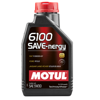 Моторное масло Motul 6100 Save Nergy SAE 5W-30
