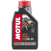 Моторное масло Motul ATV Power 4T 5W-40