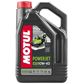 Моторное масло Motul Power Jet 4T SAE 10W-40