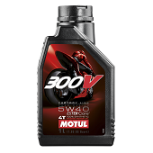 Моторное масло Motul 300 V 4T FL Road Racing SAE 5W-40