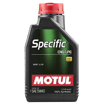 Моторное масло Motul Specific CNG/LPG SAE 5W-40