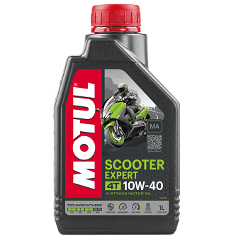 Моторное масло Motul Scooter Expert 4T SAE 10W-40 MA