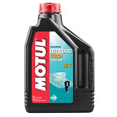 Моторное масло Motul Outboard Tech 4T SAE 10W-30