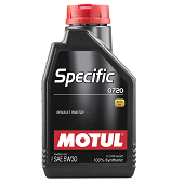 Моторное масло Motul Specific RN 0720 SAE 5W-30