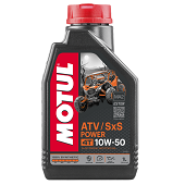 Моторное масло Motul ATV SXS Power 4T 10W-50