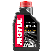Вилочное масло Motul Fork Oil FL LIGHT/MED SAE 7,5W 100% Ester