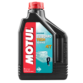 Моторное масло Motul Outboard Tech 4T SAE 10W-40